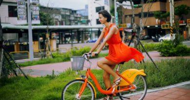 Велопрогулка. Проверим техническое состояние велосипеда.